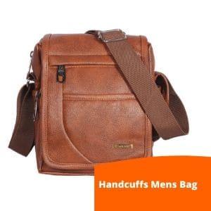 Handcuffs Men's Bag