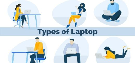 Type of Laptops