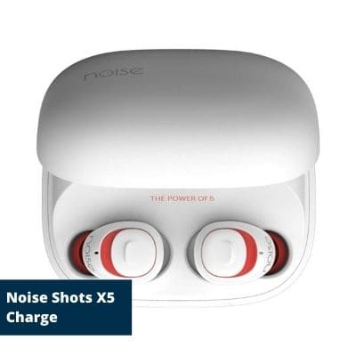 Noise Shots X5 Charge