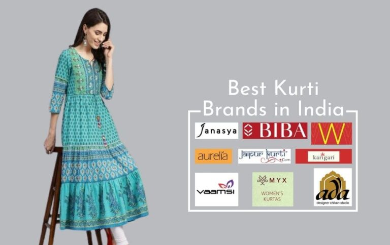 Best Kurti Brands in India Which You Cannot Ignore!